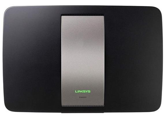 $49.99 Linksys EA6500 V2 AC1750 Wi-Fi Wireless-AC Dual-Band Router(Factory Reconditioned)