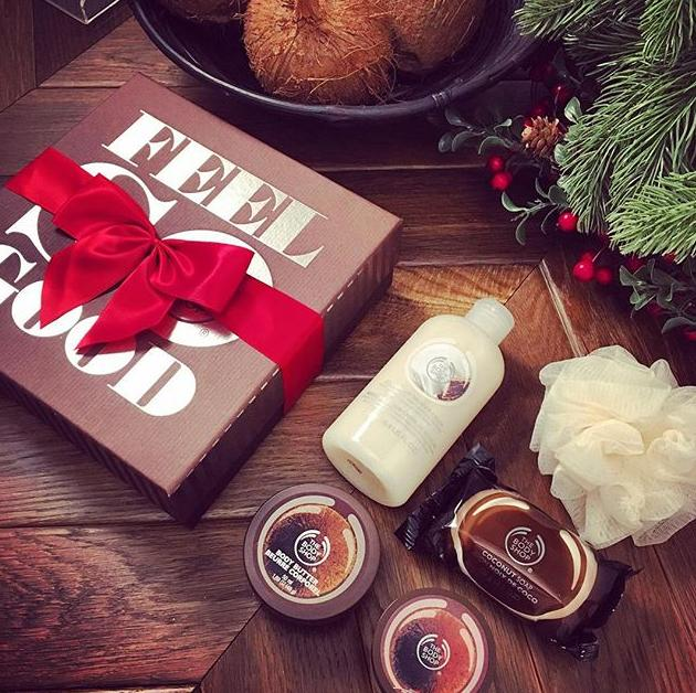 30% Off + Up to an Extra $25 Off Holiday Gift Sets @ The Body Shop