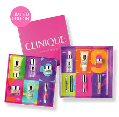 Get 12 Bestsellers for $49.50 (A $109 value) with any $27 purchase @ Clinique