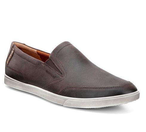 $69.99 Today Only! ECCO Men's Collin Casual Slip