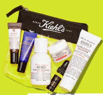 Deluxe Gifts with Kiehl's Since 1851 Purchase @ Bloomingdales