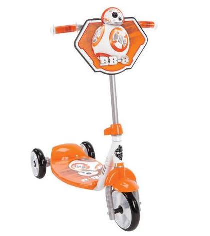 Huffy Boys' STAR WARS Episode VII BB-8 3-Wheel Preschool Scooter @ Walmart