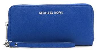 Michael Kors Jet Set Travel Large Smartphone Wristlet