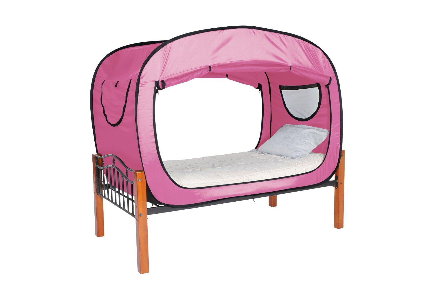 Privacy Pop Twin Bed Tent