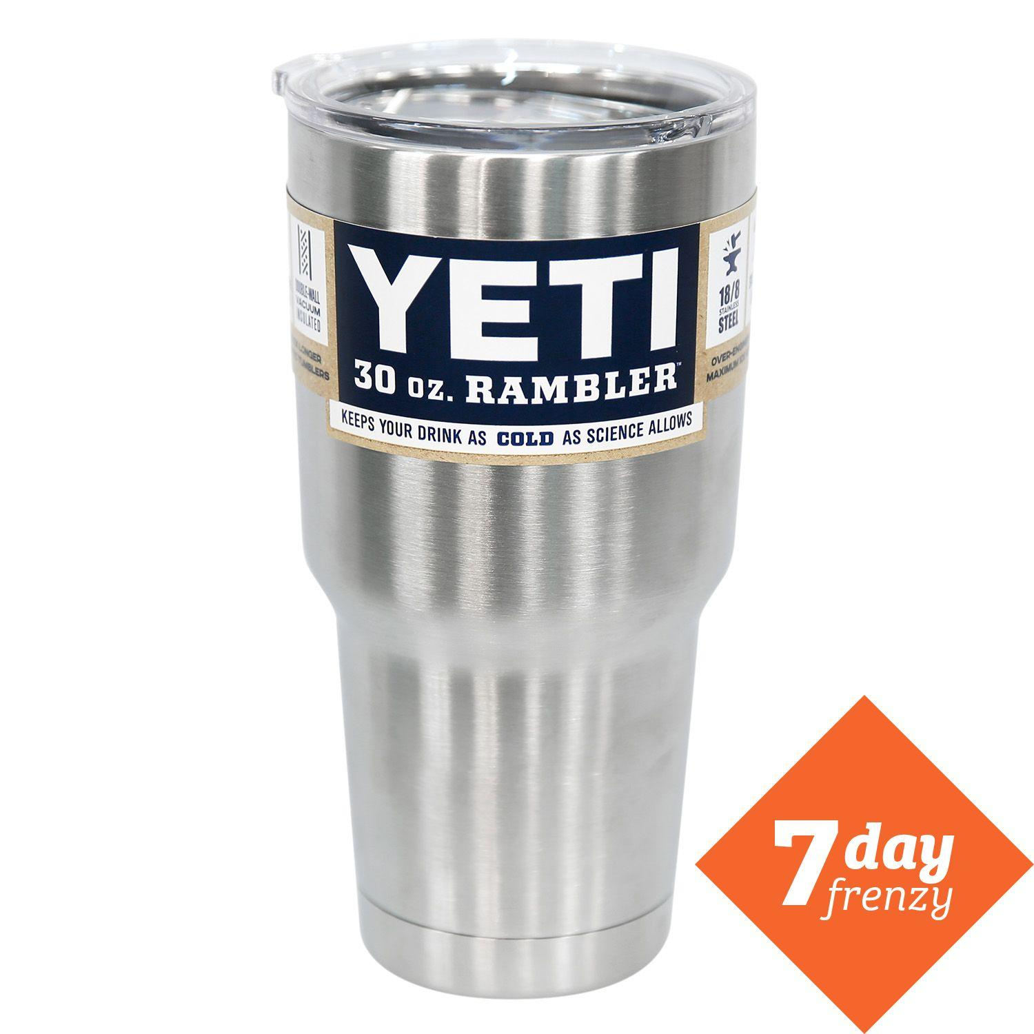 $30 YETI Rambler 30 oz. Insulated Cup