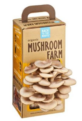 $16.28 Back to the Roots Organic Mushroom Farm