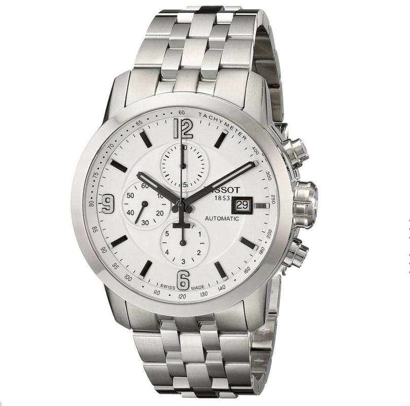 Lowest price! Tissot Men's T0554271101700 PRC 200 Stainless Steel Watch