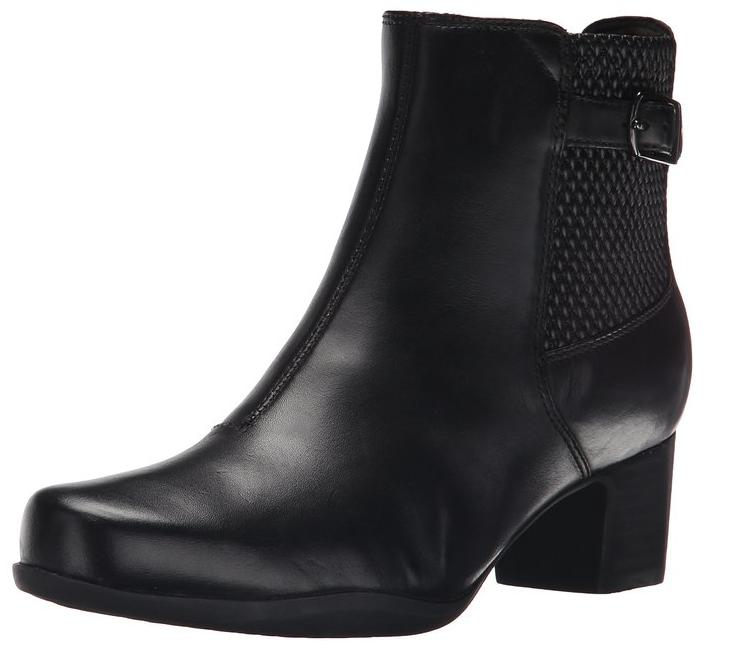 Clarks Women's Rosalyn Lara Boot @ Amazon