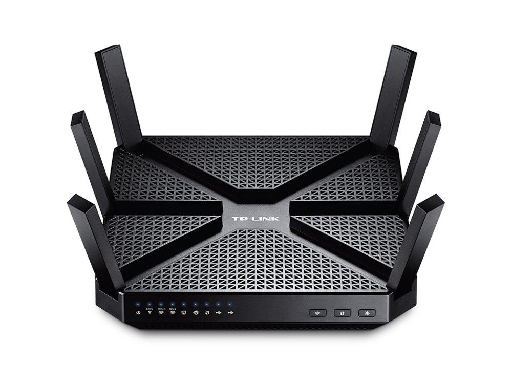 $199.99 TP-LINK AC3200 Tri-Band Wireless Gigabit Wi-Fi Router