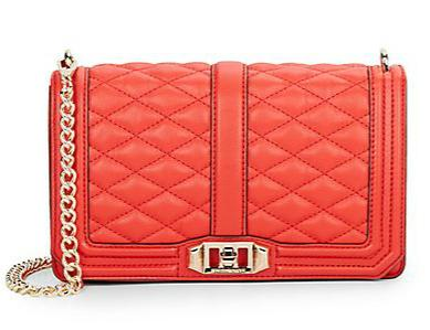 Rebecca Minkoff Love Quilted Leather Crossbody
