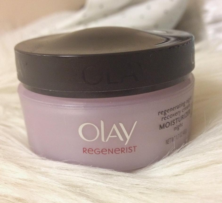 Olay Regenerist Night Recovery Moisturizing Cream - 3 Pack