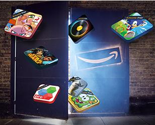 $5 Promotional CreditWhen You Download a Free App @ Amazon.com