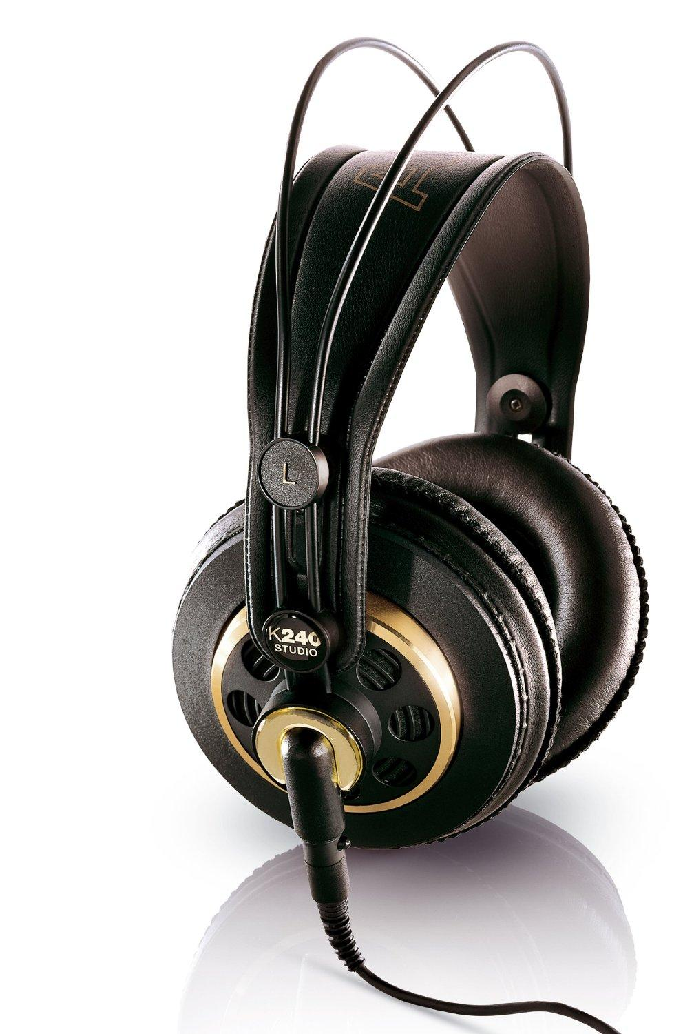 AKG K240s Semi-Open Studio Headphones