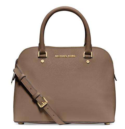 MICHAEL Michael Kors Cindy Medium Dome Satchel