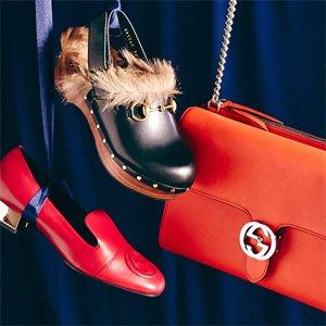 Up to 50% Off Gucci Handbags, Shoes & More On Sale @ Rue La La