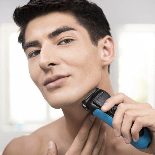 As low as $39.98 Braun Series 3 3040 Wet and Dry Shaver