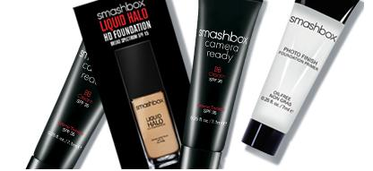 Free 4 Pc Gift Setwith Any $40 Purchase @ Smashbox Cosmetics