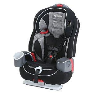 $119.99 Graco Nautilus 65 LX 3-in-1 Harness Booster, Matrix