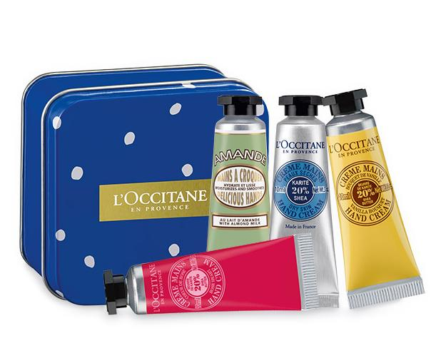$14 Shea Butter Holiday Gift Set