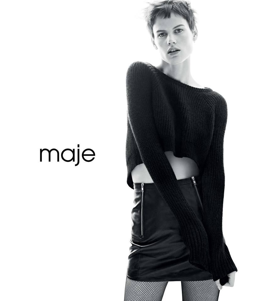 Up to $200 Off Maje Sale @ Maje
