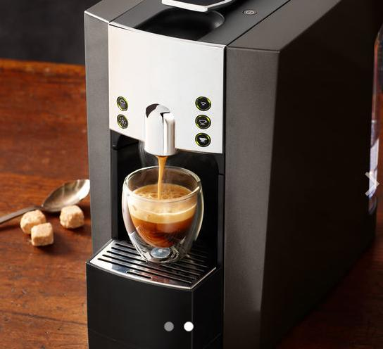 Verismo® 600 Brewer Graphite @ Starbucks