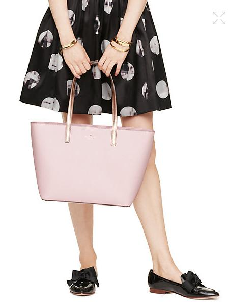 Up to 75% off kate spade new york Tote Sale @ kate spade