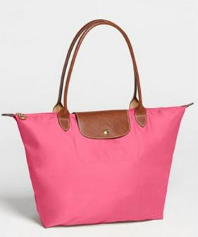 Longchamp 'Large Le Pliage'Tote