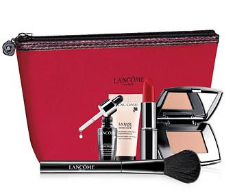 Free 6-piece Gift  (a $97 Value)) with any $35 Lancôme purchase @ macys.com