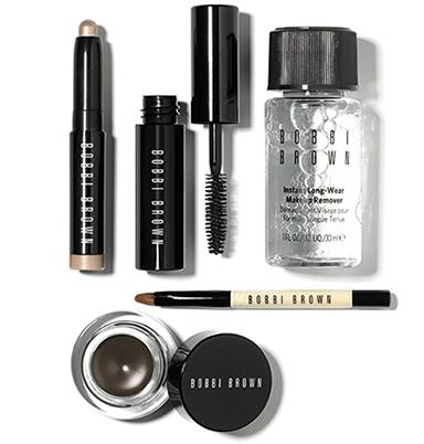 Bobbi Brown Beige Gold Long-Wear Eye Kit