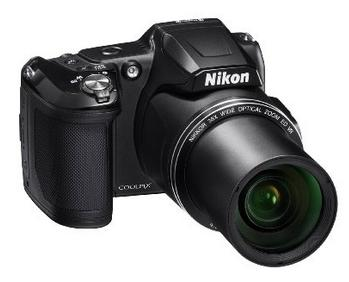 Nikon COOLPIX L840 Digital Camera with 38x Optical Zoom and Built-In Wi-Fi
