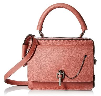 Carven Grained Leather Bag, Terracotta On Sale @ MYHABIT
