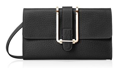 Chloé Bronte Flat Shoulder Bag, Black On Sale @ MYHABIT