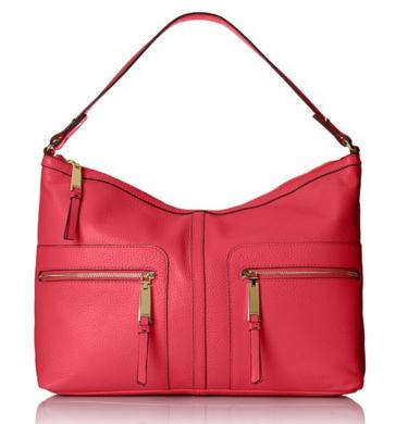 Tommy Hilfiger Zip Satchel Top Handle Bag