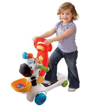 VTech 3-in-1 Learning Zebra Scooter @ Amazon