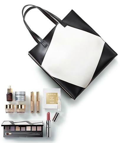Free 8 Pc Gift with $80 Estee Lauder Purchase at Saks Fifth Avenue