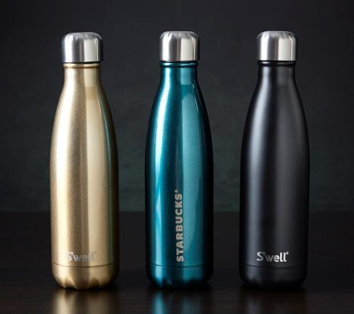 $25 OFF $60 S'Well Bottles at Starbucks