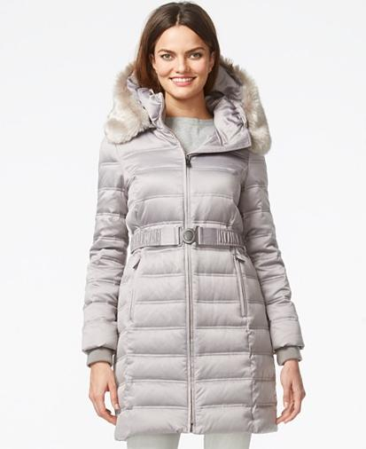 60% Off+Get up to $40 Macy's Rewards Select Women's Down Coats and Jackes at Macy's