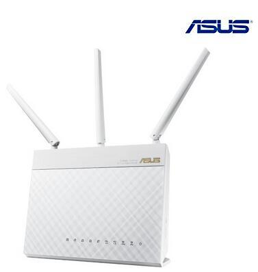$129.99 ASUS RT-AC68W Dual-Band Wireless-AC1900 Gigabit Router