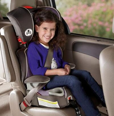Graco Affix Youth Booster Seat with Latch System, Pierce @ Amazon