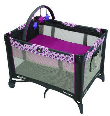 Graco Pack 'n Play On The Go Playard, Andra