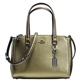 Extra 25% Off Select Coach Bags @ Lord & Taylor