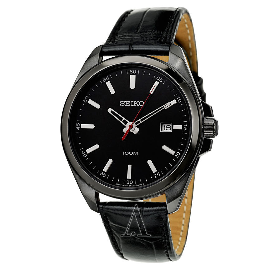 SEIKO SUR071 MEN'S DRESS WATCH