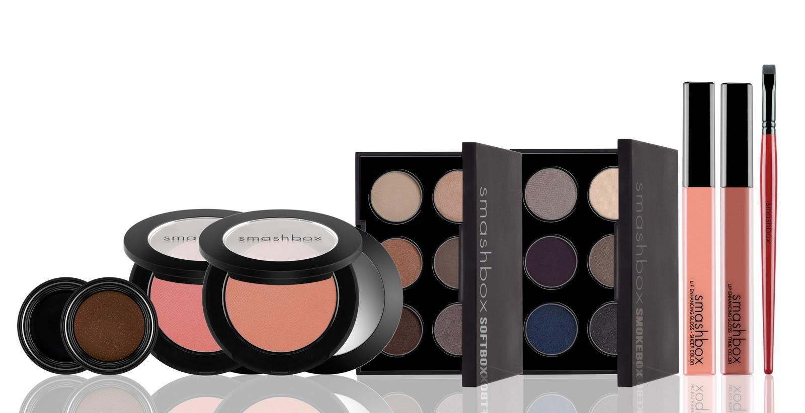 Free 6-piece Try-me Kit With Purchase Over $40 @ Smashbox Cosmetics