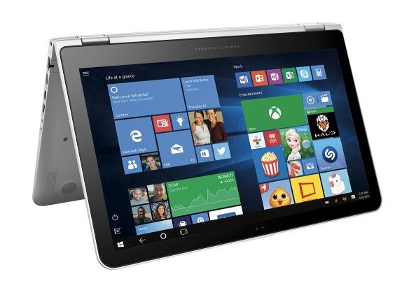 "$799.99 HP ENVY x360 2-in-1 15.6"" Touch-Screen Laptop Intel Core i7 8GB Memory 1TB HDD"