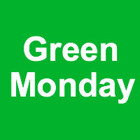 2015 Green Monday Deals Roundup Green Monday Sale @ Various Stores