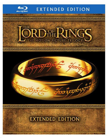 $27.99 The Lord of the Rings: The Motion Picture Trilogy [Blu-ray]