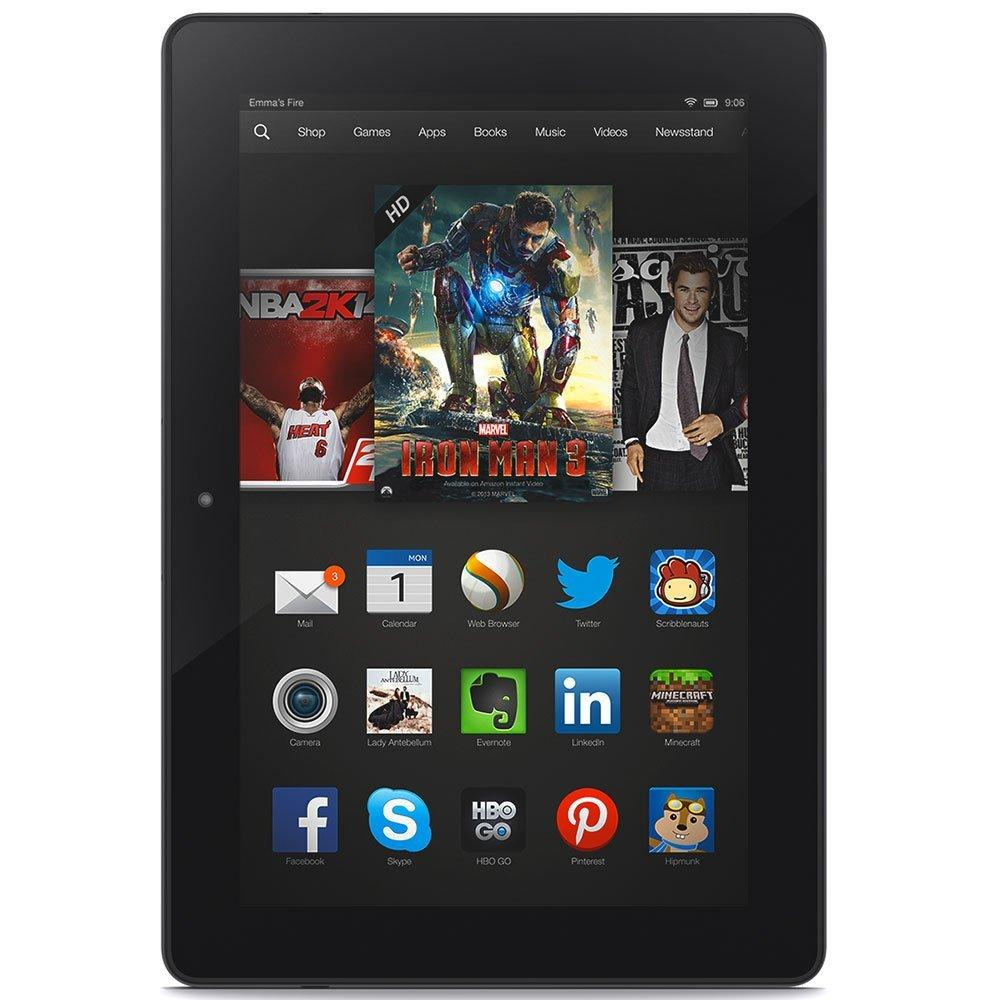 "$349.99 Kindle Fire HDX 8.9"", HDX Display, Wi-Fi and 4G LTE, 16 GB"
