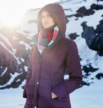 50% Off Outwear or 30% Off on Everything @ Lands End