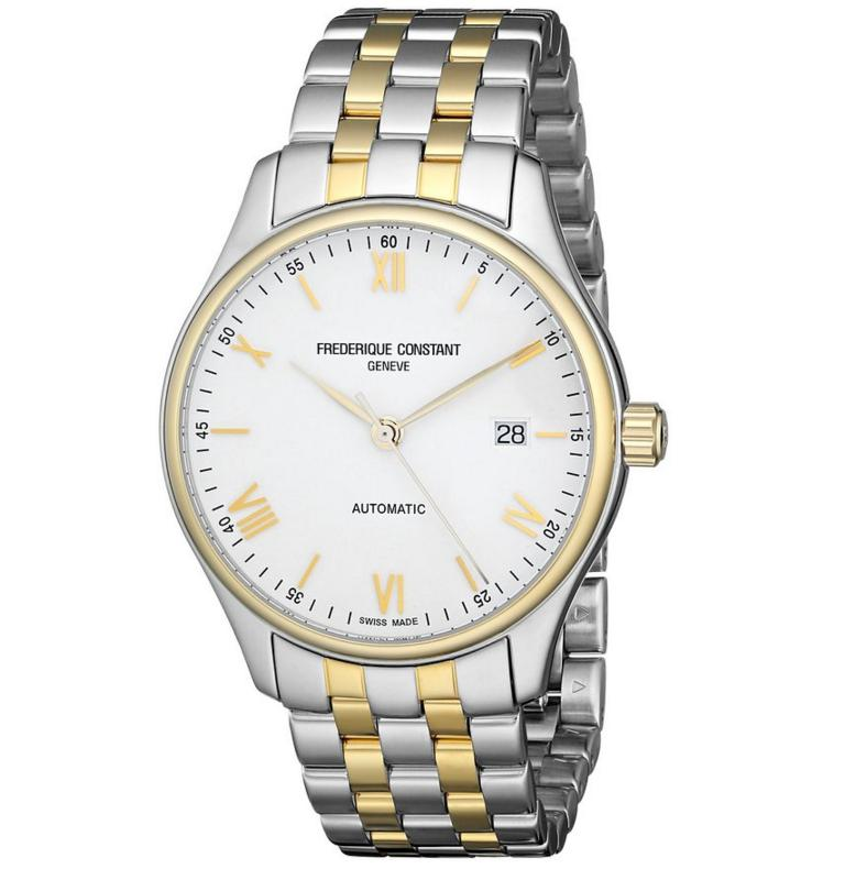 Extra 25% Off Holiday savings---Frederique Constant Men's Automatic Watch@Amazon.com