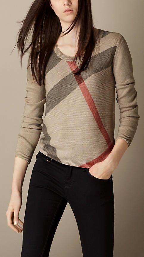 Up to 50% Off + Extra $50 Reward Card for Burberry Sweaters Purchase @ Bloomingdales